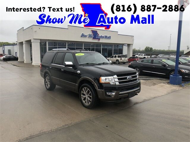 2017 Ford Expedition King Ranch Harrisonville MO