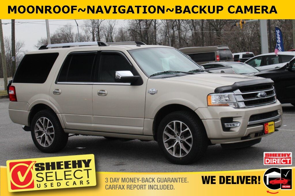 2017 Ford Expedition King Ranch Suitland MD