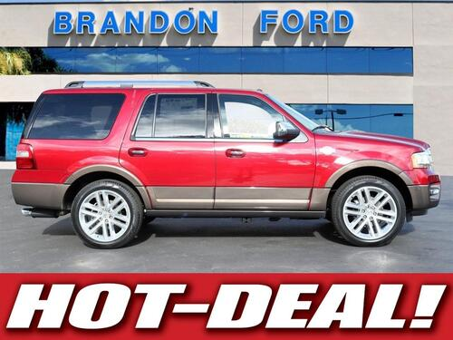 2017 Ford Expedition King Ranch Tampa FL