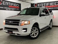 Ford Expedition LIMITED ECOBOOST NAVIGATION 2ND ROW CAPTAIN CHAIRS REAR CAMERA PARK ASSIST 2017