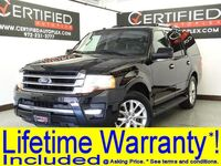 Ford Expedition LIMITED NAVIGATION LEATHER HEATED/COOLED SEATS REAR CAMERA REAR PARKING AID 2017