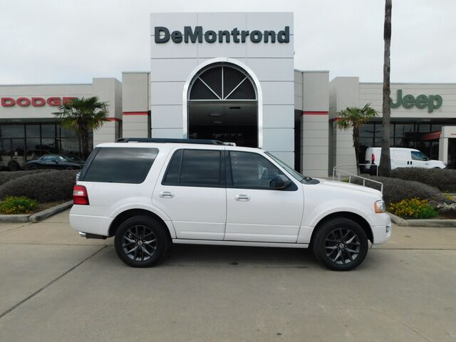 2017 Ford Expedition Limited 4x2 Conroe TX
