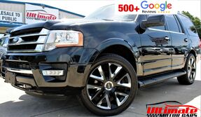 Ford Expedition Limited 4x4 4dr SUV 2017