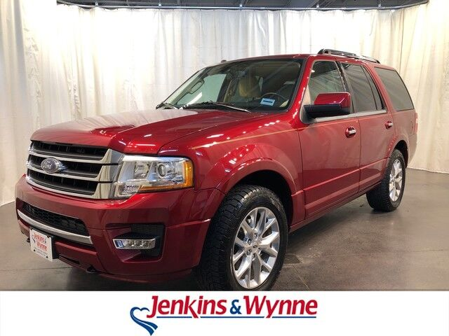 2017 Ford Expedition Limited 4x4 Clarksville TN