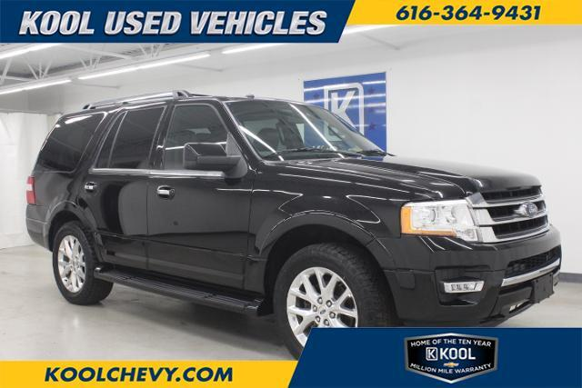 2017 Ford Expedition Limited 4x4 Grand Rapids MI