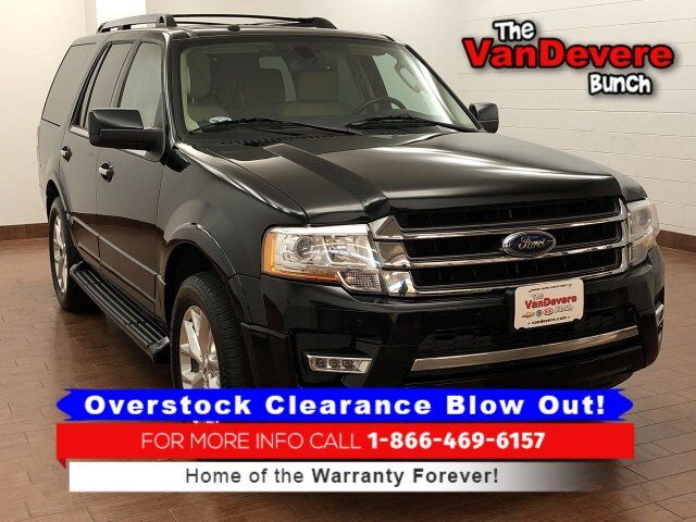 2017 Ford Expedition Limited Akron OH