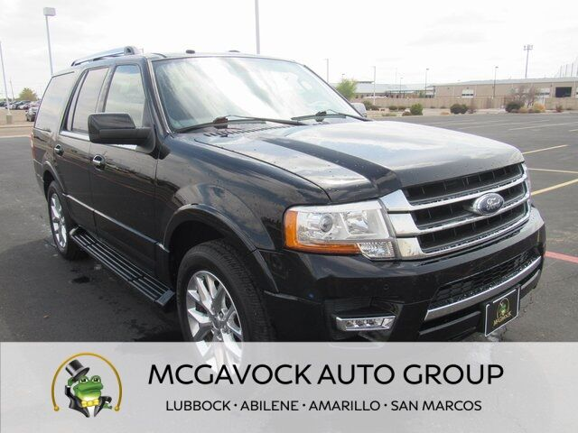 2017 Ford Expedition Limited Lubbock TX