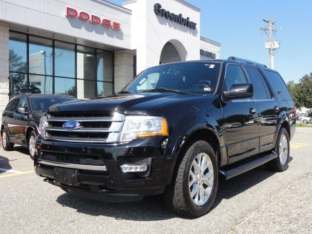 2017 Ford Expedition Limited Chesapeake VA