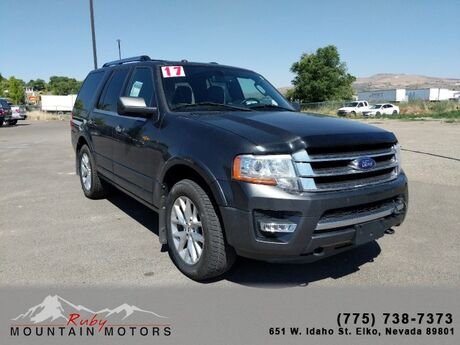 2017 Ford Expedition Limited Elko NV