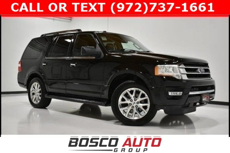 2017 Ford Expedition Limited Flower Mound TX