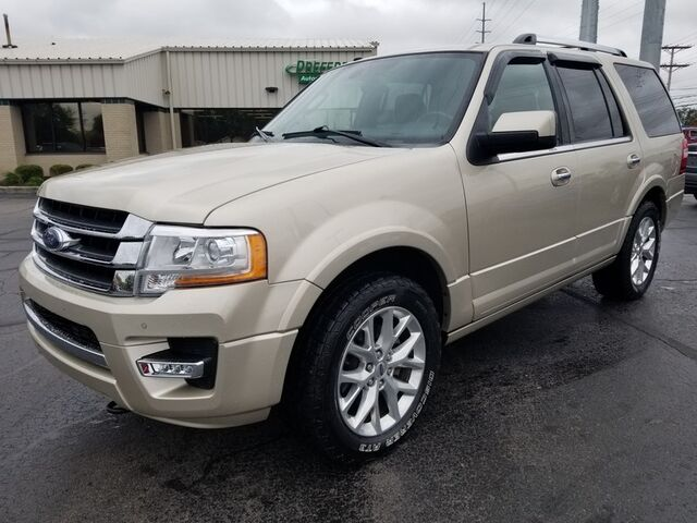 2017 Ford Expedition Limited Fort Wayne Auburn and Kendallville IN