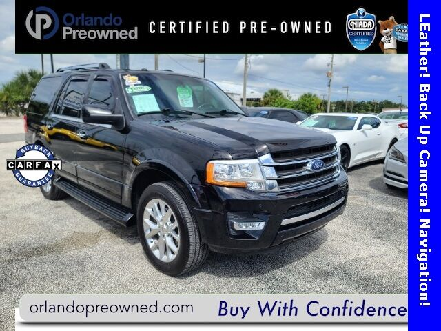 2017 Ford Expedition Limited Orlando FL