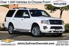 2017_Ford_Expedition_Limited_ Roseville CA