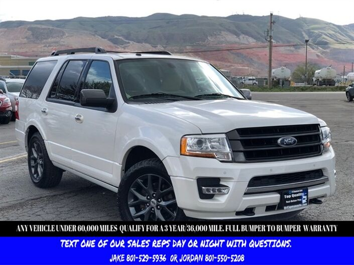 2017 Ford Expedition Limited Salt Lake City UT