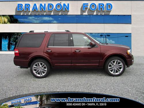 2017 Ford Expedition Limited Tampa FL