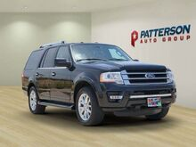 2017_Ford_Expedition_Limited***ONE OWNER***CLEAN CARFAX***LEATHER***NAVIGATION***4WD***SUNROOF***3RD ROW SEATING***_ Wichita Falls TX