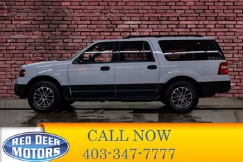2017_Ford_Expedition Max_4x4 SSV MAX 3rd Row BCam_ Red Deer AB