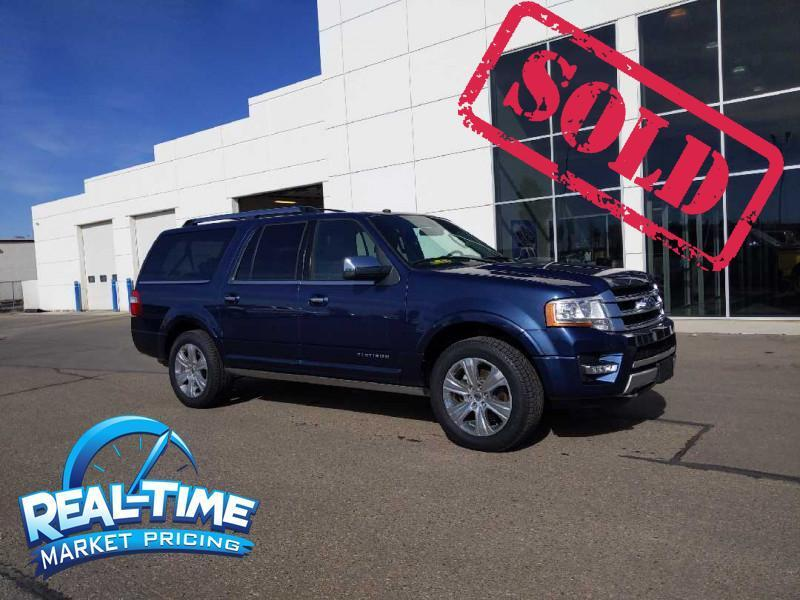 2017_Ford_Expedition Max_Platinum_ High River AB