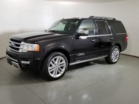 2017 Ford Expedition Platinum 4x4 Cary NC