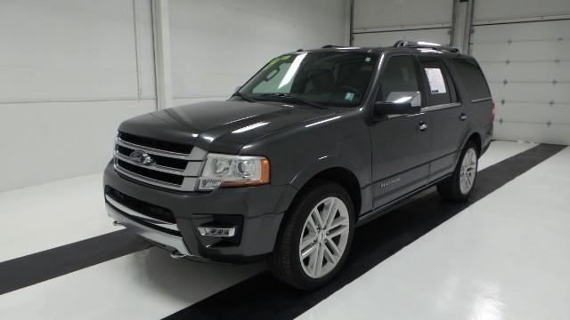 2017 Ford Expedition Platinum 4x4 Topeka KS