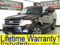 Ford Expedition XLT 4WD ECOBOOST SUNROOF REAR CAMERA 3RD ROW SEATS BLUETOOTH REAR A/C ADJUS 2017