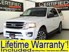 Ford Expedition XLT 4WD ECOBOOST SUNROOF REAR CAMERA REAR PARKING AID BLUETOOTH REAR A/C 2017