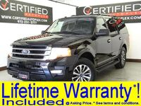 Ford Expedition XLT 4WD SUNROOF REAR CAMERA REAR PARKING AID BLUETOOTH 3RD ROW SEAT 2017