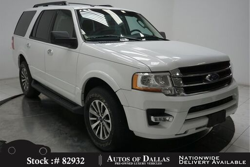 2017_Ford_Expedition_XLT CAM,PARK ASST,18IN WLS,BLIND SPOT,3RD ROW_ Plano TX