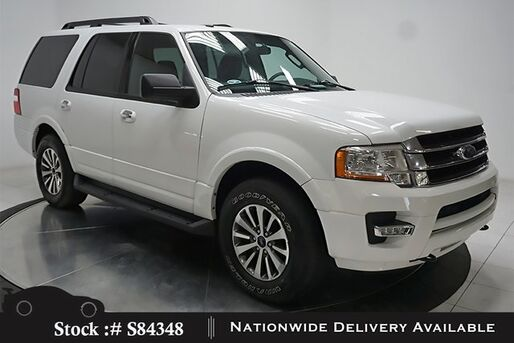 2017_Ford_Expedition_XLT CAM,PARK ASST,BLIND SPOT,18IN WLS,3RD ROW_ Plano TX