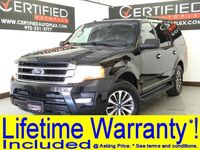 Ford Expedition XLT ECOBOOST REAR CAMERA REAR PARKING AID BLUETOOTH 3RD ROW SEAT REAR AIR C 2017