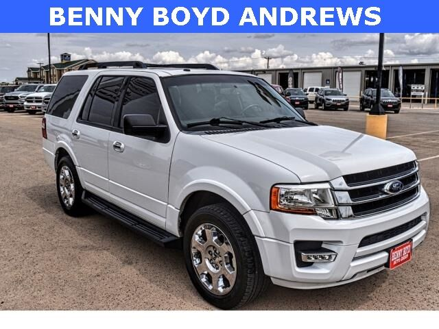 2017 Ford Expedition XLT Andrews TX