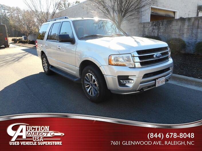 2017 Ford Expedition XLT Raleigh