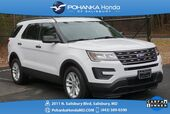 2017 Ford Explorer ** BEST MATCH ** THREE ROW SEATING ** ONE OWNER **