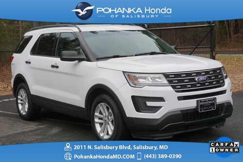 2017_Ford_Explorer_** BEST MATCH ** THREE ROW SEATING ** ONE OWNER **_ Salisbury MD