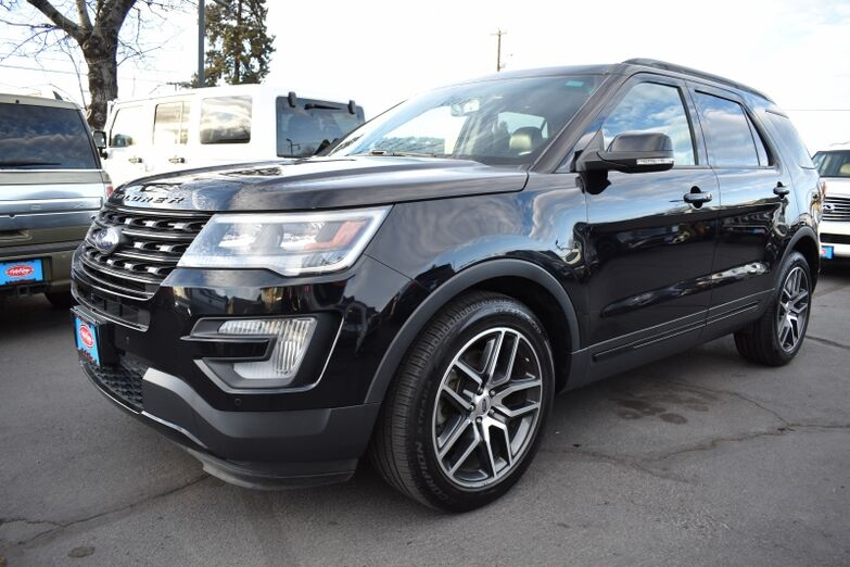 2017 Ford Explorer 4WD Sport Bend OR