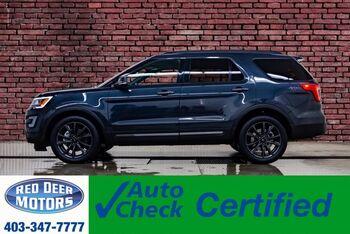 2017_Ford_Explorer_AWD XLT Nav BCam_ Red Deer AB