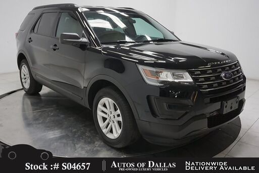 2017_Ford_Explorer_BACK-UP CAMERA,18IN WLS,3RD ROW_ Plano TX