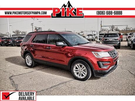 2017 Ford Explorer Base Amarillo TX