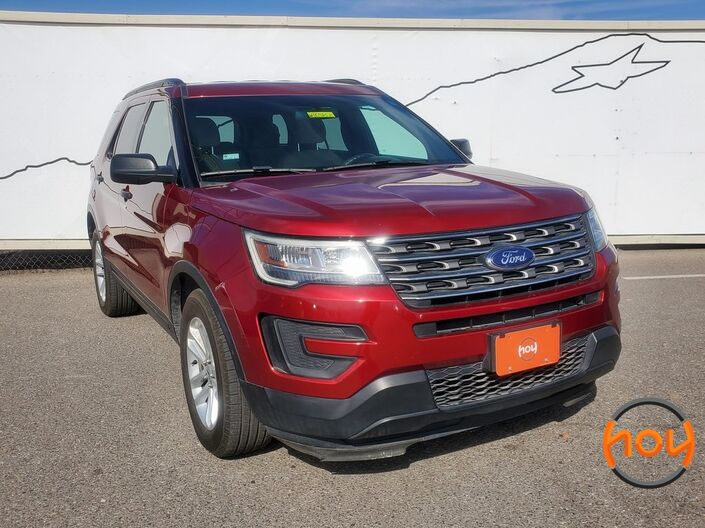 2017 Ford Explorer Base El Paso TX
