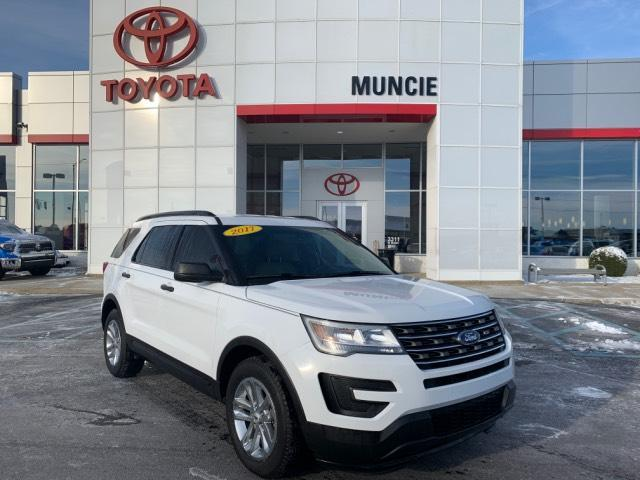 2017 Ford Explorer Base FWD Muncie IN