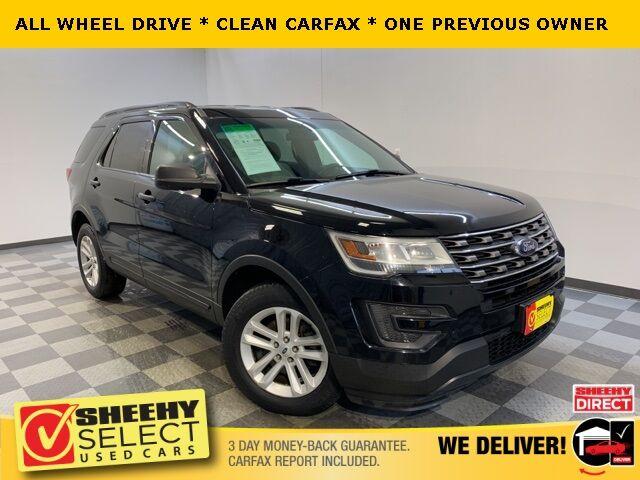 2017 Ford Explorer Base Warrenton VA