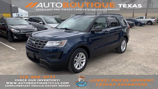 2017 Ford Explorer Base Houston TX