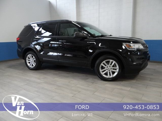 2017 Ford Explorer Base Plymouth WI