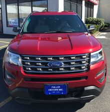 2017_Ford_Explorer_Base_ Waltham MA