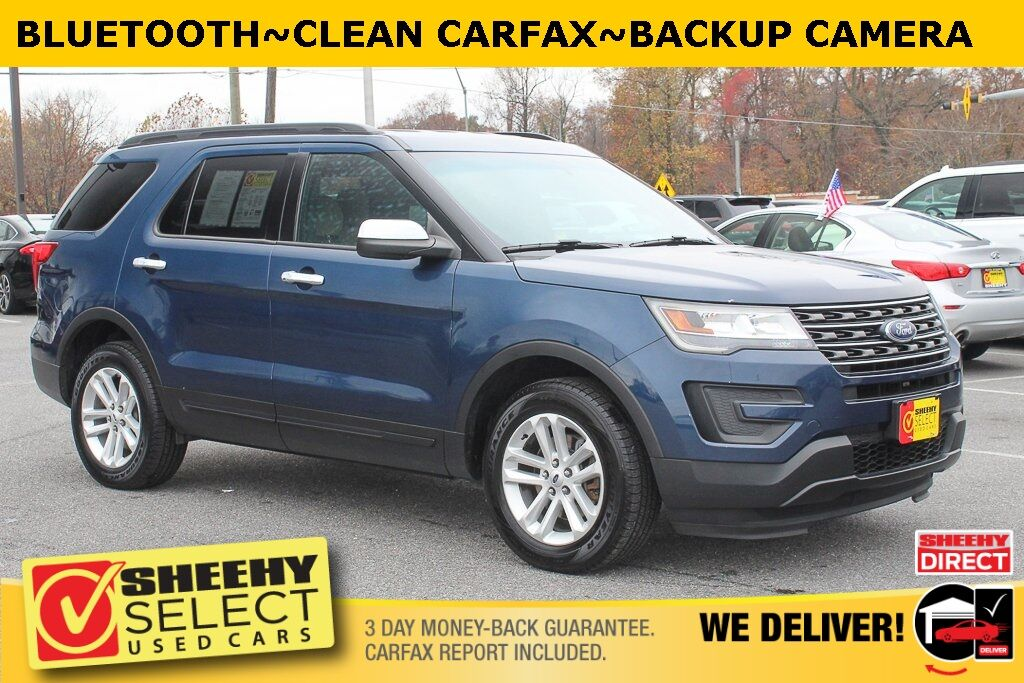 2017 Ford Explorer Base Suitland MD