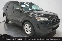 Ford Explorer CAM,KEY-GO,18IN WHLS,3RD ROW 2017