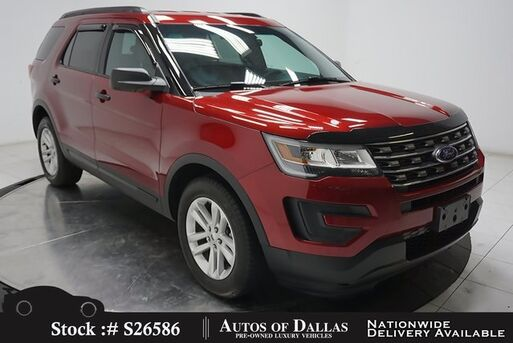 2017_Ford_Explorer_CAM,KEY-GO,18IN WLS,3RD ROW_ Plano TX