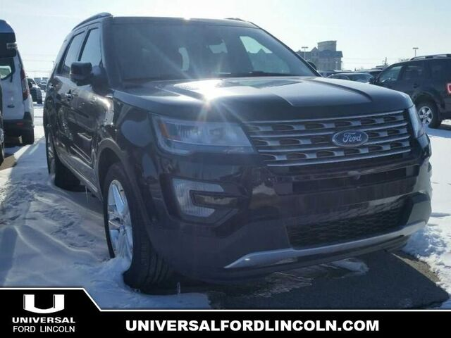 2017 Ford Explorer Limited  - Navigation -  Cooled Seats Calgary AB