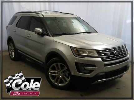 2017_Ford_Explorer_Limited_ Southwest MI