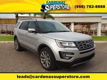 2017_Ford_Explorer_Limited_ McAllen TX
